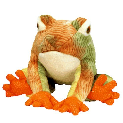 TY Beanie Buddy - PRINCE the Frog
