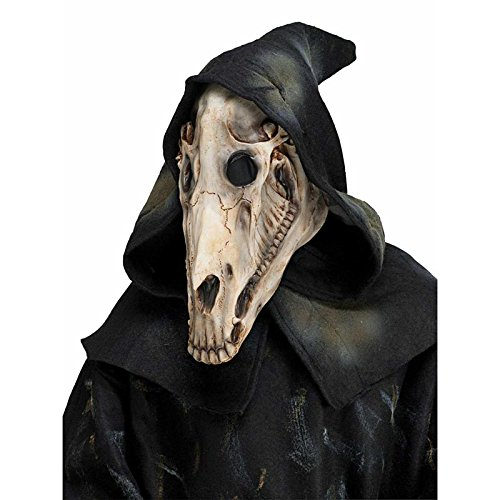 Morris Costumes Horse Skull Mask Halloween Costume