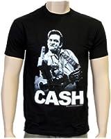 Coole-Fun-T-Shirts T-Shirt Johnny Cash - Flippin