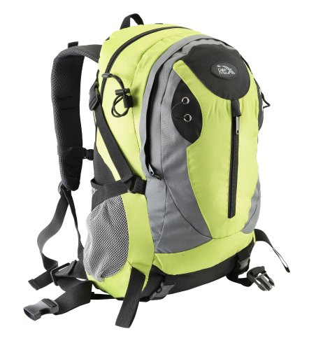 Cabin Max Arena Lightweight Multi-Function Backpack For Travel, Gym, Hiking And Everyday Use (Green)