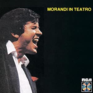 Gianni Morandi In concert