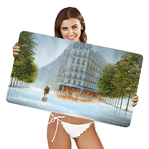 xtremepads-extra-large-gaming-desk-mouse-mat-pad-artistic-love-couple-boulevard-rain-