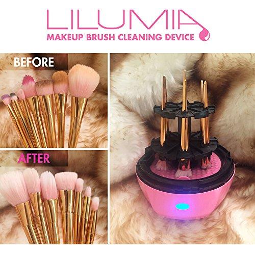 makeup brush cleaner machine