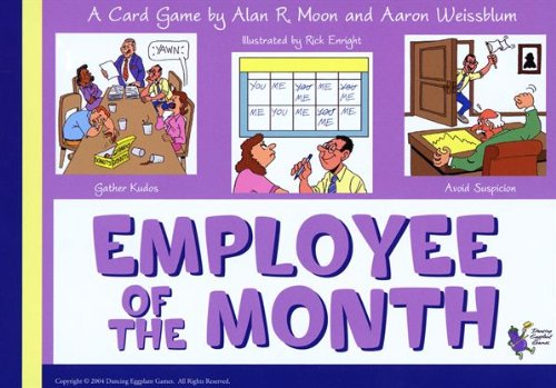 Employee of the Month Card Game - 1