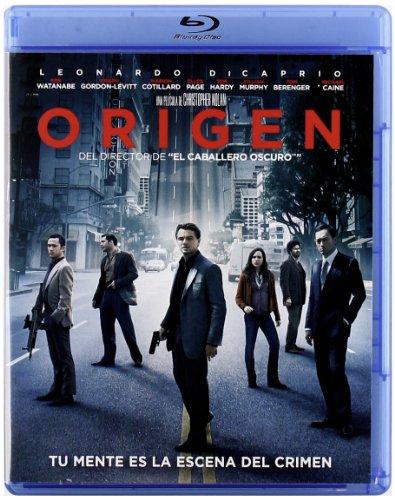 Origen [Blu-ray]