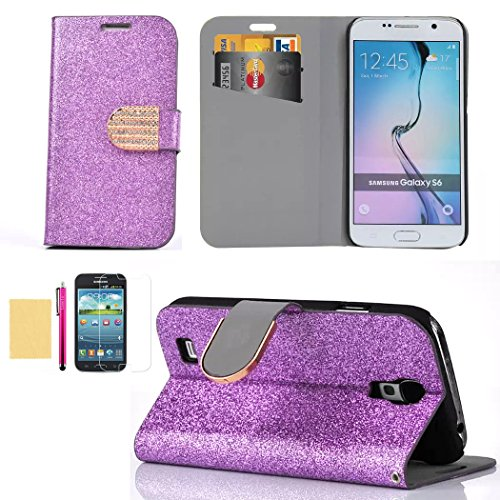 s5-mini-case-superior-pu-leather-wallet-case-card-slots-sparkle-bling-surface-fitted-shell-stand-fol