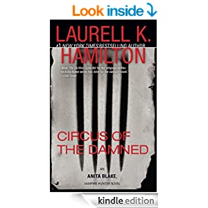 Book Review: Laurell K. Hamilton's Circus of the Damned