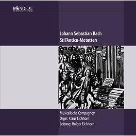 Bach: Stil'Antico Motets