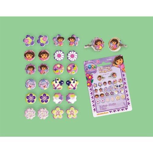 Dora Earrrings & Ring Set