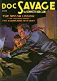 The Spook Legion/The Submarine Mystery (Doc Savage (Nostalgia Ventures)) (1932806598) by Dent, Lester