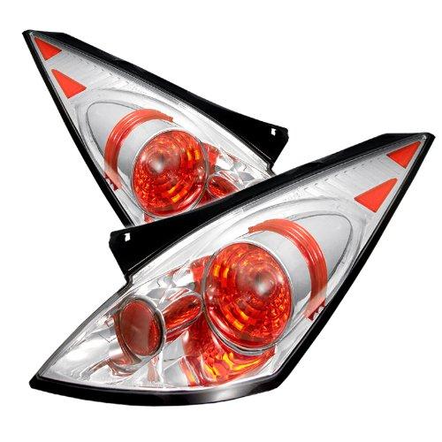 Spyder Auto Nissan 350Z Chrome Altezza Tail Light