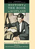 The Edinburgh History of the Book in Scotland, Volume 4: Professionalism and Diversity 1880-2000 (0748618295) by Finkelstein, David
