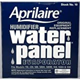 Aprilaire 10 Water Panel Evaporator