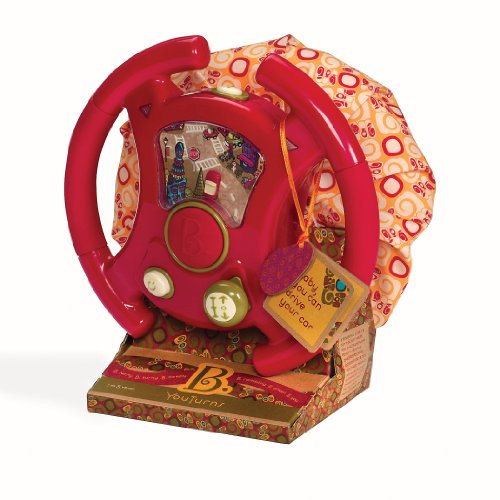Battat You Turns Steering Wheel Toy - 1
