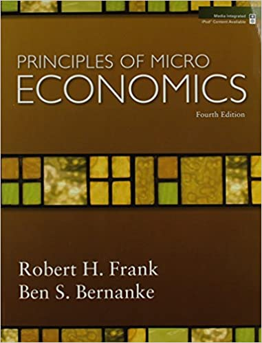 principles of microeconomics papers The target market is for the 1 semester principles of microeconomics course this product is part of the following series paper previous editions principles of microeconomics, 7th edition case & fair 2004.