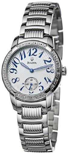 Bulova Diamond Ladies Watch 96R001