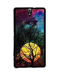 Aart Designer Luxurious Back Covers for Sony Xperia C5 + 3D F1 Screen Magnifier + 3D Video Screen Amplifier Eyes Protection Enlarged Expander by Aart Store.