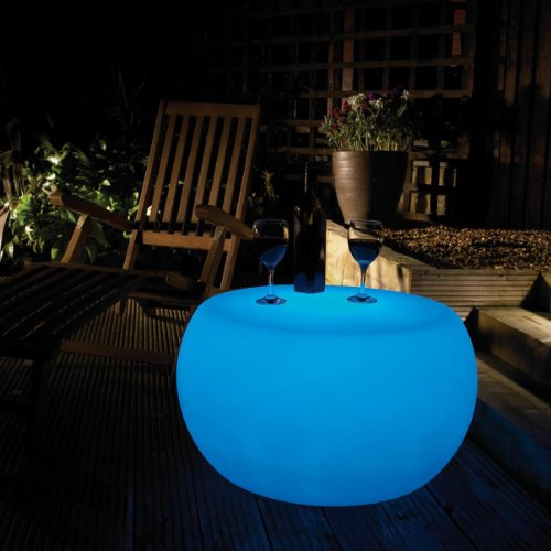 Litecraft - Xantian Colour Changing Light Up LED Table