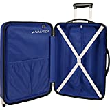 "Nautica Tide Beach 3 Piece Hardside Spinner Luggage Set (28""/25""/21"")"
