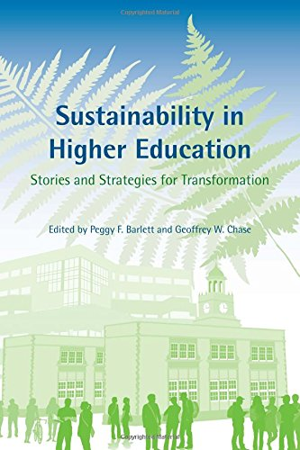 Sustainability in Higher Education: Stories and Strategies for Transformation (Urban and Industrial Environments)