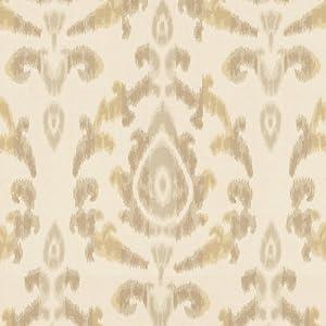 Como Ikat Dijon Sunbrella Fabric by the Yard - Ballard Designs