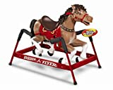 Radio Flyer Liberty Spring Horse with Sound