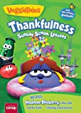 VeggieTales: Thankfulness Sunday School Lessons: Madame Blueberry [Alemania] [DVD]