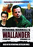 Wallander: Episodes 1-3 [Import]