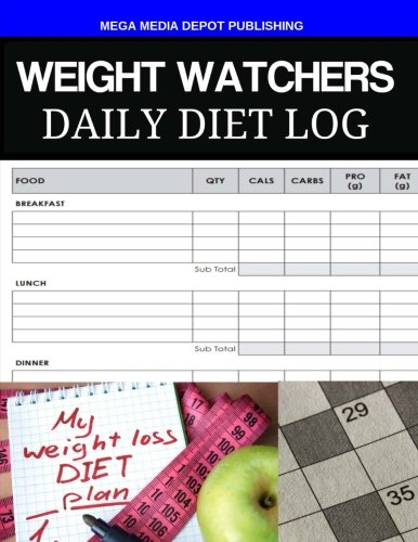 Weight Watchers Log