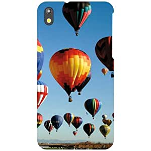 HTC Desire 816G Back Cover - Fly Away Designer Cases