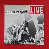 GOLDEN EARRING Live Dbl LP Vinyl VG+ Cover VG+ GF 1977 MCA2 8009