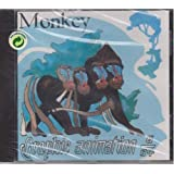 "Monkey Grafic animation 6/94 [CD-Rom Software 1994] SM 50005, EAN: 4018084555053von ""Monkey Soft (Shareware )"""