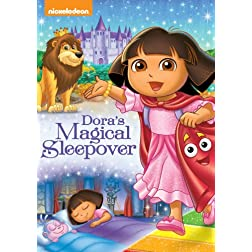 Dora's Magical Sleepover