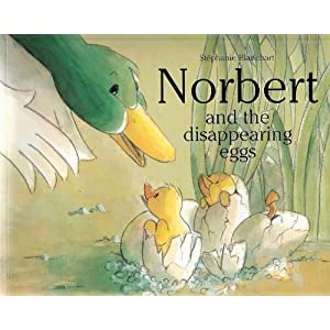 NORBERT AND THE DISAPPEARING EGGS