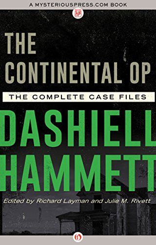 the-continental-op-the-complete-case-files-the-complete-continental-op-english-edition