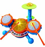 VTech KidiBeats Drum Set Picture