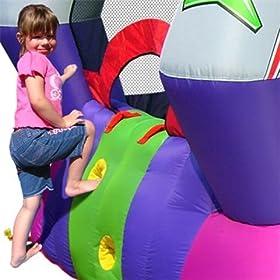 11FT Space Shuttle bouncy castle