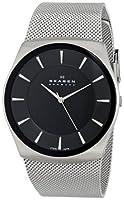 """Skagen Men's SKW6019 """"Havene"""" Silver-Tone Stainless Steel Watch by Skagen"""