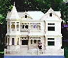 Victorian Barbie Doll House - Woodworking Plans - Pattern