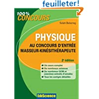 Physique au concours d'entrée Masseur-Kinésithérap... - 2e édition