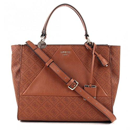 guess-damen-handtaschen-henkeltaschen-tote-bags-cognac-36-x-24-x-13-cm-b-x-h-x-t