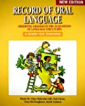 Record of Oral Language: Observing Ch...