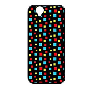 Vibhar printed case back cover for Sony Xperia T2 DiscoFlat