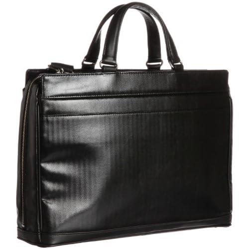 [タケオ キクチ] TAKEO KIKUCHI ポリカ ビジネスバッグ A4サイズ フルオープン 703512 BLK (クロ)