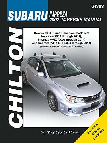subaru-impreza-wrx-automotive-repair-manual-2002-to-2014
