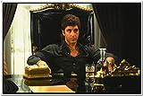 Shopolica Al Pacino Photographic Poster (Al-Pacino-Poster-3528)
