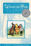 Winnie the Pooh by A.A. Milne, A. A. Milne cover image