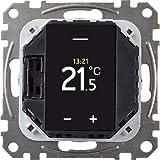 Merten Temperaturregler-Einsatz MEG5776-0000 mit Touch-Display Merten Einsätze Raumtemperaturregler 4042811184681