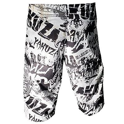 Yakuza ORIGINAL Board Shorts- BSB 645 weiß