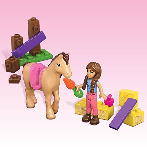 My Life As Rodeo Cowgirl Mega Blocks